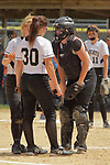 03 June 2017:   Belleville East Lancers v Normal West Wildcats IHSA Class 4A Softball Sectional at Maxwell Park in Normal IL