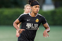Allston, MA - Saturday Sept. 24, 2016: Jessica McDonald prior to a regular season National Women's Soccer League (NWSL) match between the Boston Breakers and the Western New York Flash at Jordan Field.