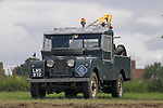 1950s Land Rover Series 1 107 inch recovery truck. Dunsfold Collection of Land Rovers Open Day 2011, Dunsfold, Surrey, UK. --- No releases available, but releases may not be necessary for certain uses. Automotive trademarks are the property of the trademark holder, authorization may be needed for some uses.