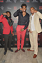 MIAMI, FL - JUNE 16: NBA Miami Heat (#21 / Center) Hassan Whiteside (C) and Gabe Blair (R) attend Hassan Whiteside 30th Birthday Celebration at Woodside Miami produced be The Neala Group on June 16, 2019 in Miami, Florida. ( Photo by Johnny Louis / jlnphotography.com )