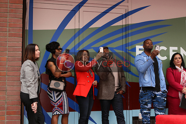 Atmosphere<br /> at the Taraji P. Henson Star on the Hollywood Walk of Fame, Hollywood, CA 01-28-19<br /> David Edwards/DailyCeleb.com 818-249-4998