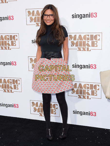 Vanessa Marcil attends The Warner Bros. Pictures' L.A. Premiere of Magic Mike XXL held at The TCL Chinese Theatre  in Hollywood, California on June 25,2015  <br /> CAP/DVS<br /> &copy;DVS/Capital Pictures