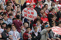 11.05.2013: Offenbacher Kickers vs. SV Wehen Wiesbaden