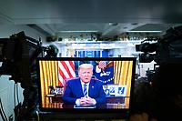 President Donald J. Trump Addresses the Nation
