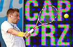Tenis.Serbia Open 2009.Kamil Capkovic Vs. Michal Przysiezny, kvalifikacije.Beograd, 02.05.2009..foto: Srdjan Stevanovic/Starsportphoto.com ©