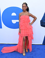 "08 April 2019 - Westwood, California - Marsai Martin. ""Little"" Los Angeles Premiere held at Regency Village Theater. Photo Credit: Birdie Thompson/AdMedia"