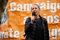 Suzanne Jeffery (Chair of Campaign Against Climate Change and chair of the CCC Trade Union Group, CACCTU).<br />