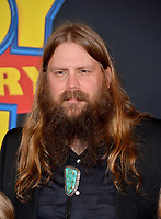 "LOS ANGELES, USA. June 12, 2019: Chris Stapleton at the world premiere of ""Toy Story 4"" at the El Capitan Theatre.<br /> Picture: Paul Smith/Featureflash"