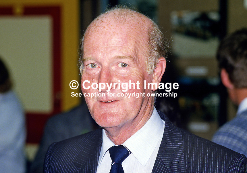Robin Wylie, member, council, Royal Ulster Agricultural Society, N Ireland, 19840073RW.<br />