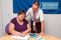 """""""Let's talk Prospect"""", Tim King, Funding Manager Big Lottery Fund and Prospect Rep, Apex House Birmingham"""