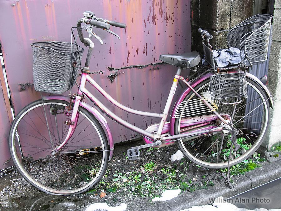 Canard Bike in Ota, Japan 2014.