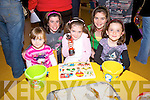 At the Open day of Causeway Play school on Sunday were Ciara Casey Ballyduff, Valerie Causeway, Donna Kiely, causeway, Melissa Kiely, causeway and Rebecca Casey Ballyduff ..   Copyright Kerry's Eye 2008