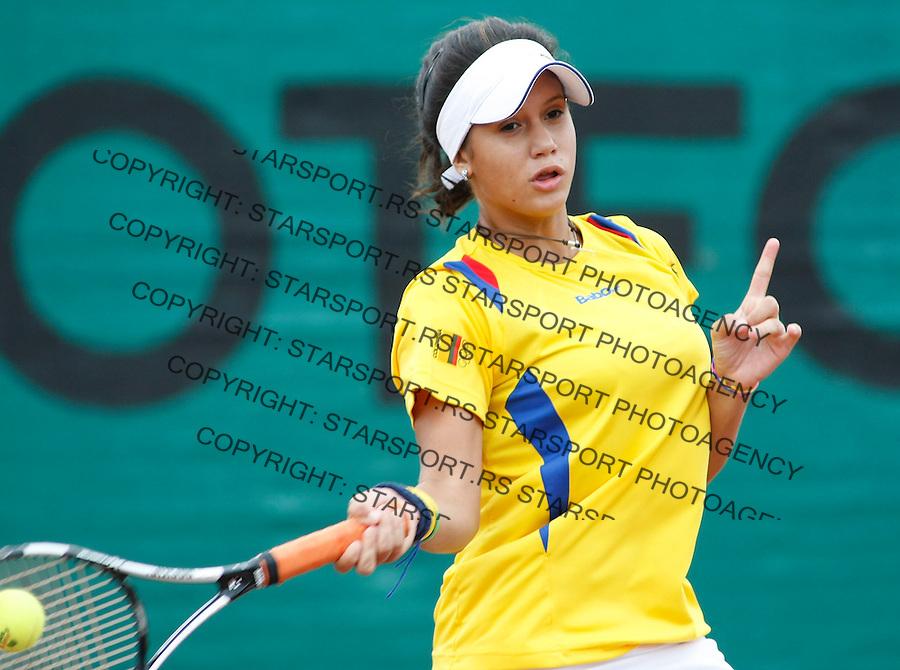 Tenis, World Championship U-14.World Championship U-14.Boys & Girls championship.Prostejov, 03.08.2010..foto: Srdjan Stevanovic/Starsportphoto ©