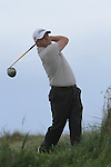 Day one of the Irish PGA championship at Seapoint Golf Club, Leo Hynes, Ballinstoe at the 10th tee...Picture Jenny Matthews/Newsfile.ie
