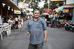 Mr. Kurt Wolf Greutmann in the Nu Kluea area, a northern suburb of Pattaya  where a lot of German tourists hang out in some of the many German restaurants and bars that are located there.<br />