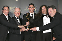 LOS ANGELES - APR 28:  Direct to Tape Sound Mixing, Days of Our Lives - Lugh Powers, Harry Young, Michael Flamingo, Kevin Church, Joseph Lumer at the 44th Creative Daytime Emmy Awards at the Pasadena Civic Auditorium on April 28, 2017 in Pasadena, CA