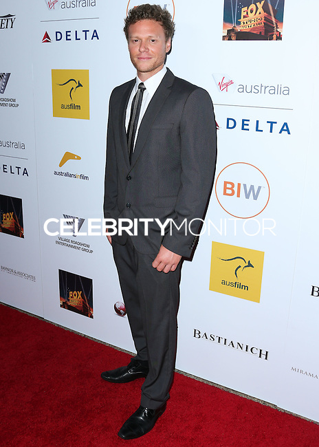 SANTA MONICA, CA, USA - OCTOBER 26: Matt James arrives at the 3rd Annual Australians in Film Awards Benefit Gala held at the Starlight Ballroom at Fairmont Miramar Hotel & Bungalows on October 26, 2014 in Santa Monica, California, United States. (Photo by Xavier Collin/Celebrity Monitor)