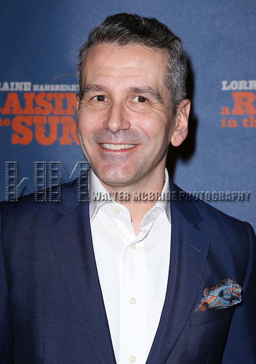 "David Cromer attends the Broadway Opening Night After Party for  ""A Raisin In The Sun"" at Tribeca Rooftop on April 3, 2014 in New York City."