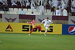 El Jaish (QAT) vs Foolad (IRN) during the 2014 AFC Champions League Match Day 1 Group B match on 25 February 2014 at Abdullah bin Khalifa Stadium, Doha, Qatar. Photo by Stringer / Lagardere Sports