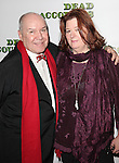 Director Jack O'Brien & Playwright Theresa Rebeck attending Broadway Opening Night Performance After Party for 'Dead Accounts' at Gotham Hall in New York City. November 29, 2012.
