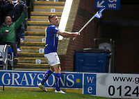 Chesterfield v Peterborough 26.12.14