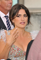 """LONDON, ENGLAND - AUGUST 08: Penélope Cruz at the """"Pain and Glory"""" Film4 Summer Screen opening gala & launch party, Somerset House, The Strand, on Thursday 08 August 2019 in London, England, UK.<br /> CAP/CAN<br /> ©CAN/Capital Pictures"""