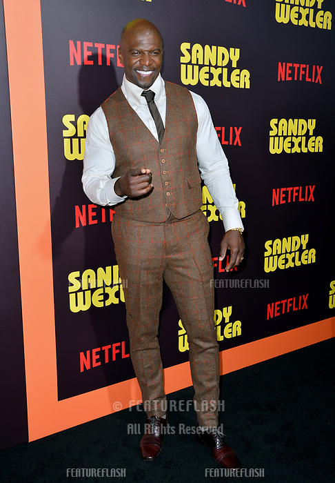 Terry Crews at the premiere for &quot;Sandy Wexler&quot; at The Cinerama Dome. Los Angeles, USA 06 April  2017<br /> Picture: Paul Smith/Featureflash/SilverHub 0208 004 5359 sales@silverhubmedia.com