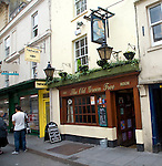 The Old Green Tree pub, Bath