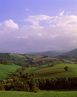 ITA, Italien, Marken, Landschaft bei Camerino | ITA, Italy, Marche, landscape near Camerino