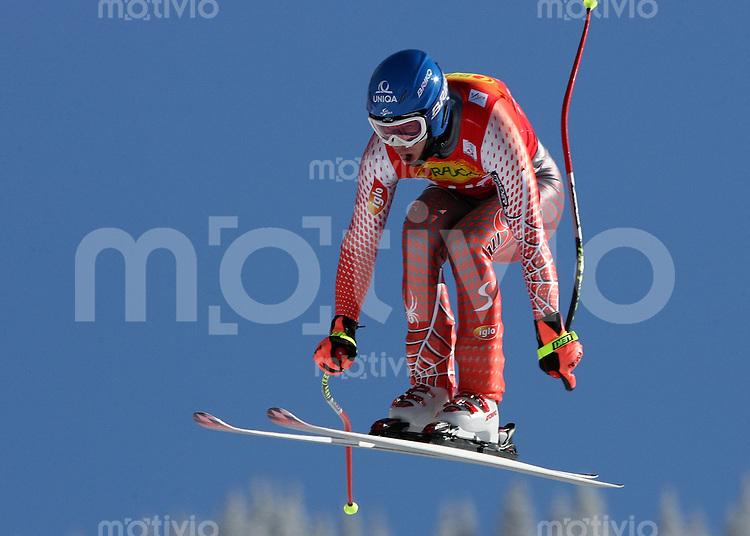 Ski Alpin; Saison 2006/2007   Herren Abfahrt Benjamin Raich (AUT)
