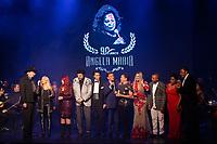 SAO PAULO, SP, 15.07.2019 - SHOW SP - Show em homenagem a cantora Ângela Maria, que faria 90 anos em 2019, no teatro Procópio Ferreira, região central de São Paulo na noite desta segunda-feira, 15.(Foto: Ciça Neder/Brazil Photo Press)