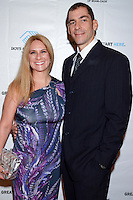 Laura Robbins and Edward Robbins attend The Boys and Girls Club of Miami Wild About Kids 2012 Gala at The Four Seasons, Miami, FL on October 20, 2012