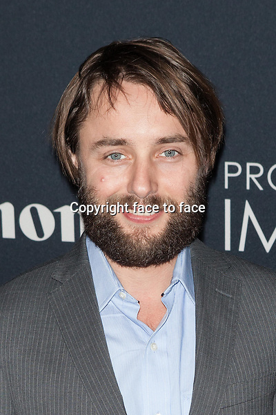 NEW YORK, NY - OCTOBER 24, 2013: Vincent Katheiser attends the Premiere Of Canon's Project Imaginat10n Film Festival at Alice Tully Hall on October 24, 2013 in New York City. <br />