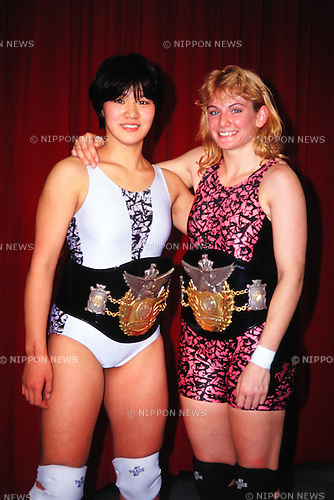 All Japan Women's Pro-Wrestling event | Nippon News