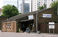 The Clink restaurant at HMP Cardiff Prison, Wales, UK.