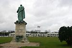 20050123 - France - Saint-Germain-en-Laye<br /> LE CAMP DES LOGES<br /> Ref:SAINT-GERMAIN-EN-LAYE_013 - © Philippe Noisette