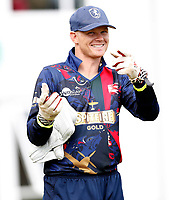 Sam Billings in good spirits during the T20 friendly between Kent and the Netherlands at the St Lawrence Ground, Canterbury, on July 3, 2018