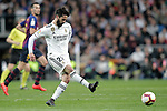 Real Madrid CF's Isco Alarcon during La Liga match. March 02,2019. (ALTERPHOTOS/Alconada)