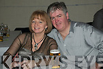 St Senan's NYE Party: Enjoying the NYE party held at St Senan's Clubhouse, Mountcoal, Listowel  were Mary & John Hennessy, Rathea