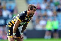 Danny Cipriani of Wasps looks on. Pre-season friendly match, between Wasps and Yorkshire Carnegie on August 21, 2016 at the Ricoh Arena in Coventry, England. Photo by: Patrick Khachfe / JMP