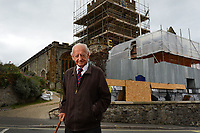 BNPS.co.uk (01202 558833)<br /> Pic: ZacharyCulpin/BNPS<br /> <br /> Lyme Regis Town Councillor Stan Williams at the church<br /> <br /> A cash-strapped council has defied a 125 year law by agreeing to give tens of thousands of pounds to pay for the upkeep of an anglican church.Town hall officials agreed to a request for £40,000 of taxpayer's money to help repair the leaking bell tower at historic St Michael's Church in Lyme Regis, Dorset.The decision was made in spite of the Church of England having the responsibility to maintain its own buildings and sitting on coffers of over £6 billion.The move is also at odds with the 1894 Local Government Act which prohibits local authorities from funding religious buildings.