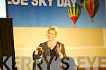 Rachel Allen, during the Blue Sky Day in the Brandon Conference Centre on Friday.