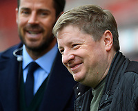 AFC Bournemouth owner Max Demin makes a rare appearance during AFC Bournemouth vs Arsenal, Premier League Football at the Vitality Stadium on 14th January 2018