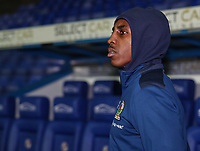 Blackburn Rovers' Amari'i Bell pictured before the match <br /> <br /> Photographer Andrew Kearns/CameraSport<br /> <br /> The EFL Sky Bet Championship - Reading v Blackburn Rovers - Wednesday 13th February 2019 - Madejski Stadium - Reading<br /> <br /> World Copyright © 2019 CameraSport. All rights reserved. 43 Linden Ave. Countesthorpe. Leicester. England. LE8 5PG - Tel: +44 (0) 116 277 4147 - admin@camerasport.com - www.camerasport.com