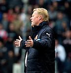 Nederland, Eindhoven, 23 september  2012.Seizoen 2012/2013.Eredivisie.PSV-Feyenoord.Ronald Koeman trainer-coach van Feyenoord
