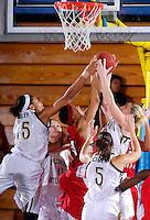 FIU Women's Basketball v. Louisiana-Lafayette (2/22/07)