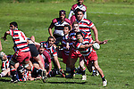 Inter-provincal Under 18 Rugby game between Counties Manukau & North Harbour played at the Bombay Rugby Club on Saturday September 5th 2009..Counties Manukau won 32 - 18.