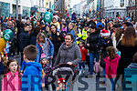 The CH Chemist Christmas Parade in Tralee on Saturday