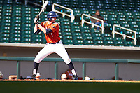 Kyle Rich (8) of KELLER High School in Keller, Texas during the Under Armour All-American Pre-Season Tournament presented by Baseball Factory on January 14, 2017 at Sloan Park in Mesa, Arizona.  (Freek Bouw/MJP/Four Seam Images)