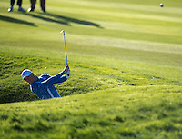26.09.2014. Gleneagles, Auchterarder, Perthshire, Scotland.  The Ryder Cup.  Friday Fourballs.